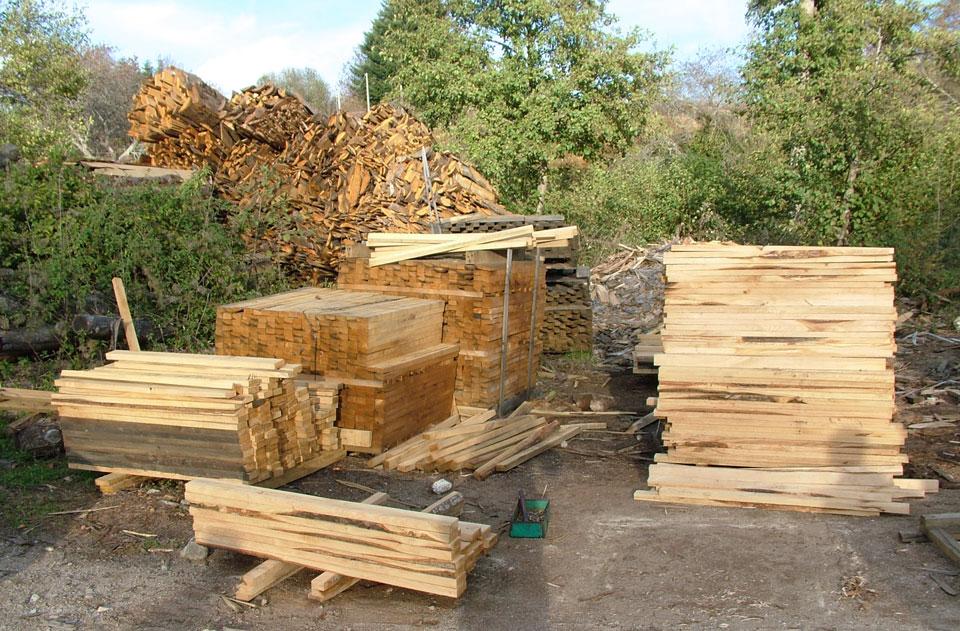 Tavole in legno produzione e vendita legnami - Vendita tavole di legno ...